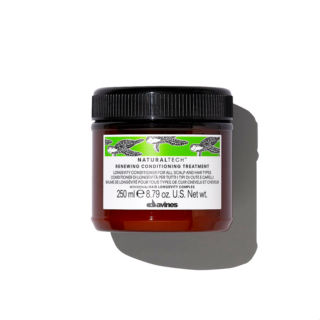 Davines NaturalTech Renewing Conditioner - Brush Salon