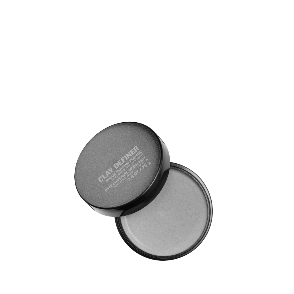 Clay Definer Rough Molding Pomade Brush Salon