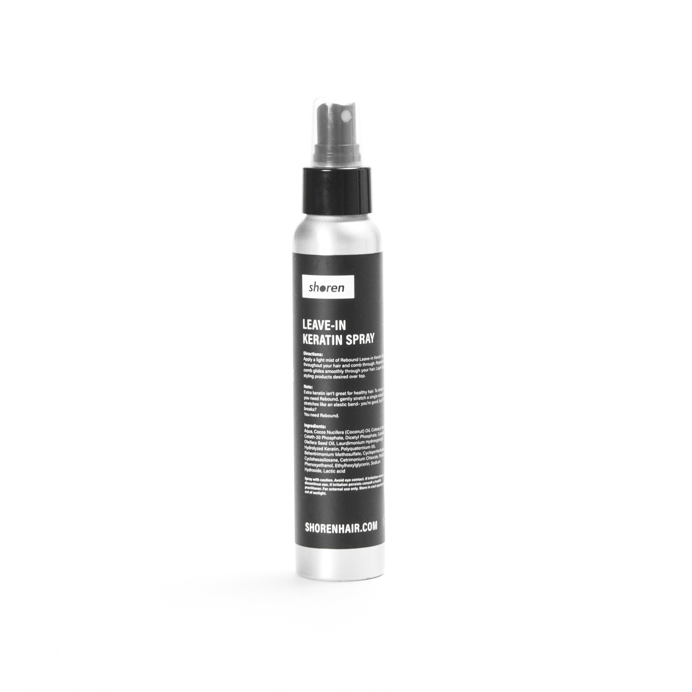 Rebound Leave-In Keratin Spray - Brush Salon