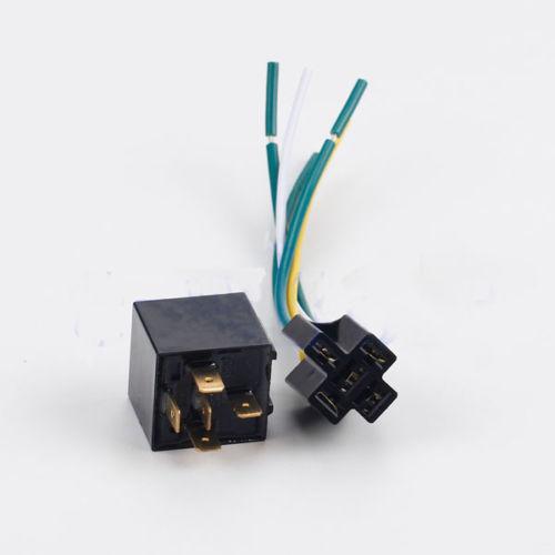 5 pin 40A 12v Relay with Socket Wire. High Quality  A V Relay Wiring on 12 vdc relay, hella 12 volt relay, normally closed relay, hella 5 pin relay, yl 388 s relay, dual 87 relay, 24 v relay, 12 volt solid state relay, 4 pin automotive relay, power relay, 4 pin 30 amp relay, 24vac relay, dual output relay, 5 pin automotive relay, 12 volt automotive relay, light switch relay, single pole double throw relay, programmable relay, bosch relay, 25530904 hella brand relay,