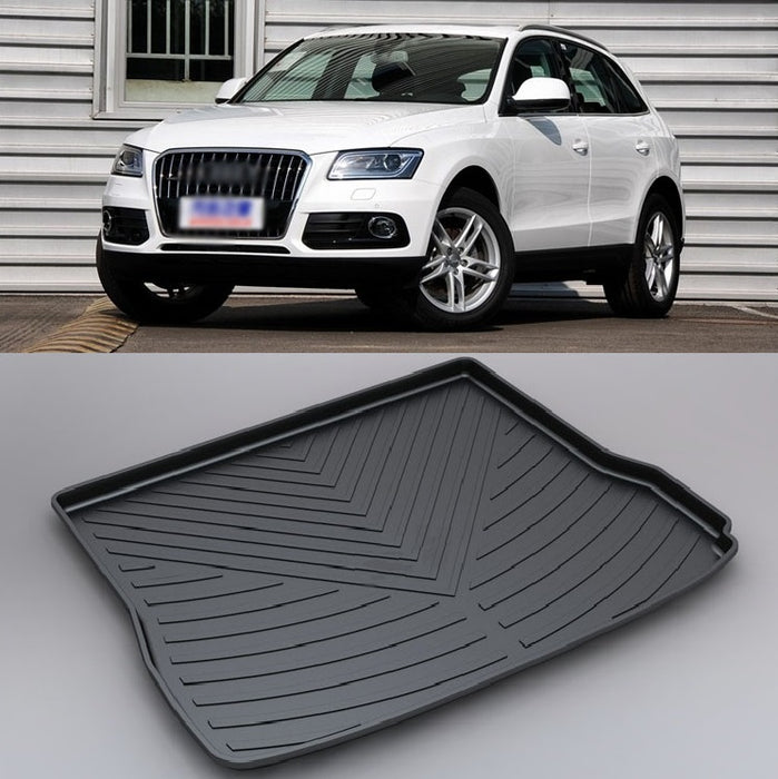 AUDI Q5 TAILORED QUILTED WATERPROOF BOOT LINER MAT 2019      321