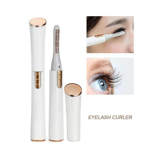 New Way Beauty Heated Electric Eyelash Curler