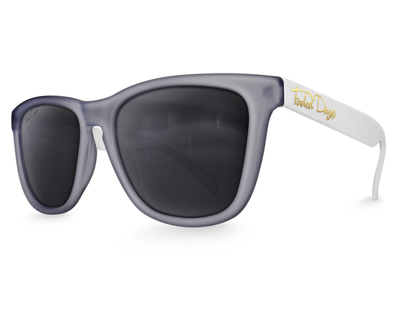 Polarized Slate Haze Sunglasses