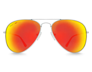 Sunset Aviator Sunglasses