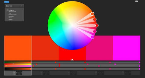Adobe Color Wheel_generador