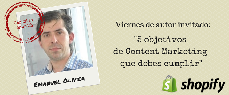 5 objetivos de content marketing que debes buscar cumplir