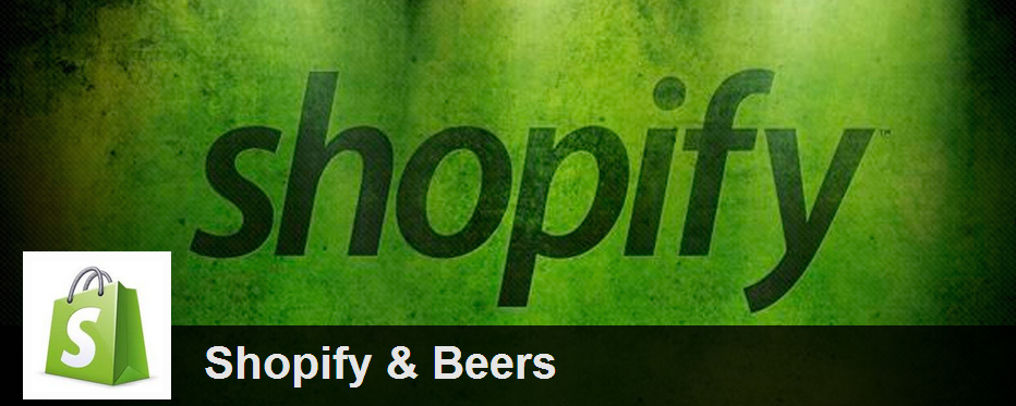 Te invitamos a Shopify & Beers