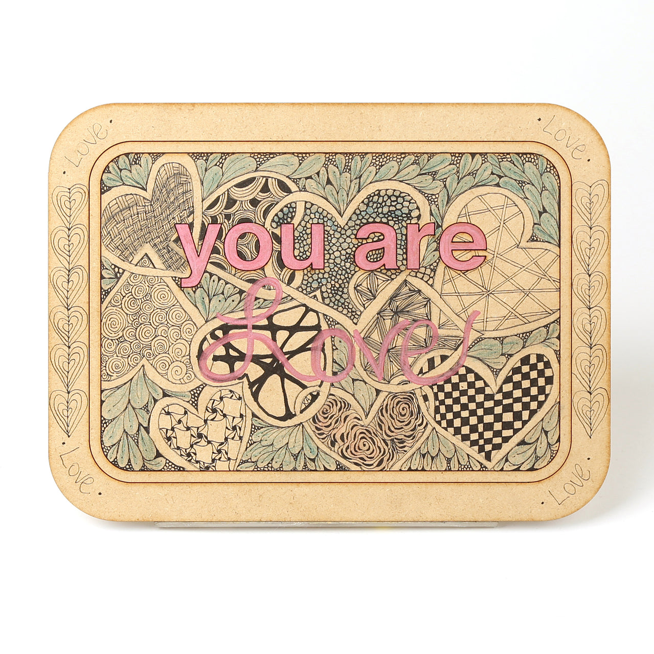 You Are _________ By Kathy Adrian
