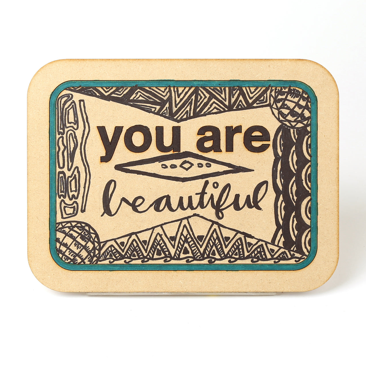 You Are _________ By Tigerlily Montemar-Garcia