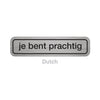 You Are Beautiful Pick A Language - Sticker Packs