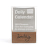 Today - 2020 Daily Calendar