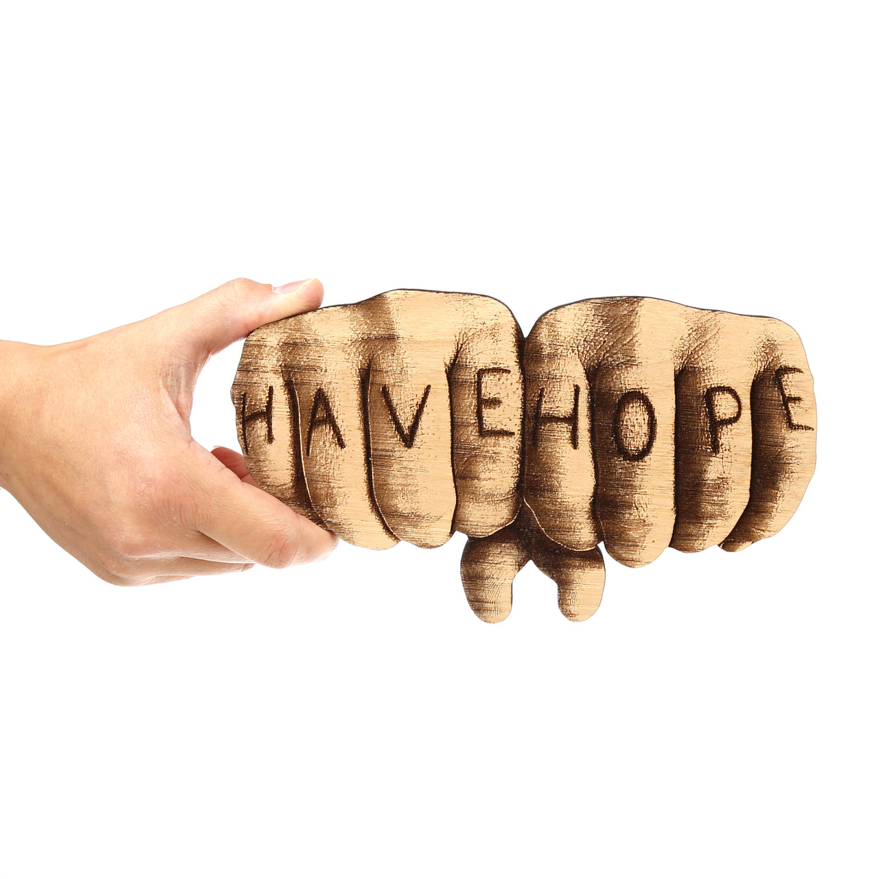 Have Hope Knuckles