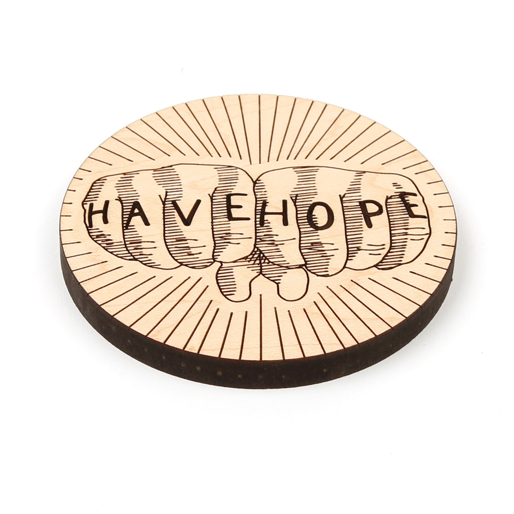 Have Hope Coasters