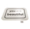 You Are Beautiful Mega Sticker