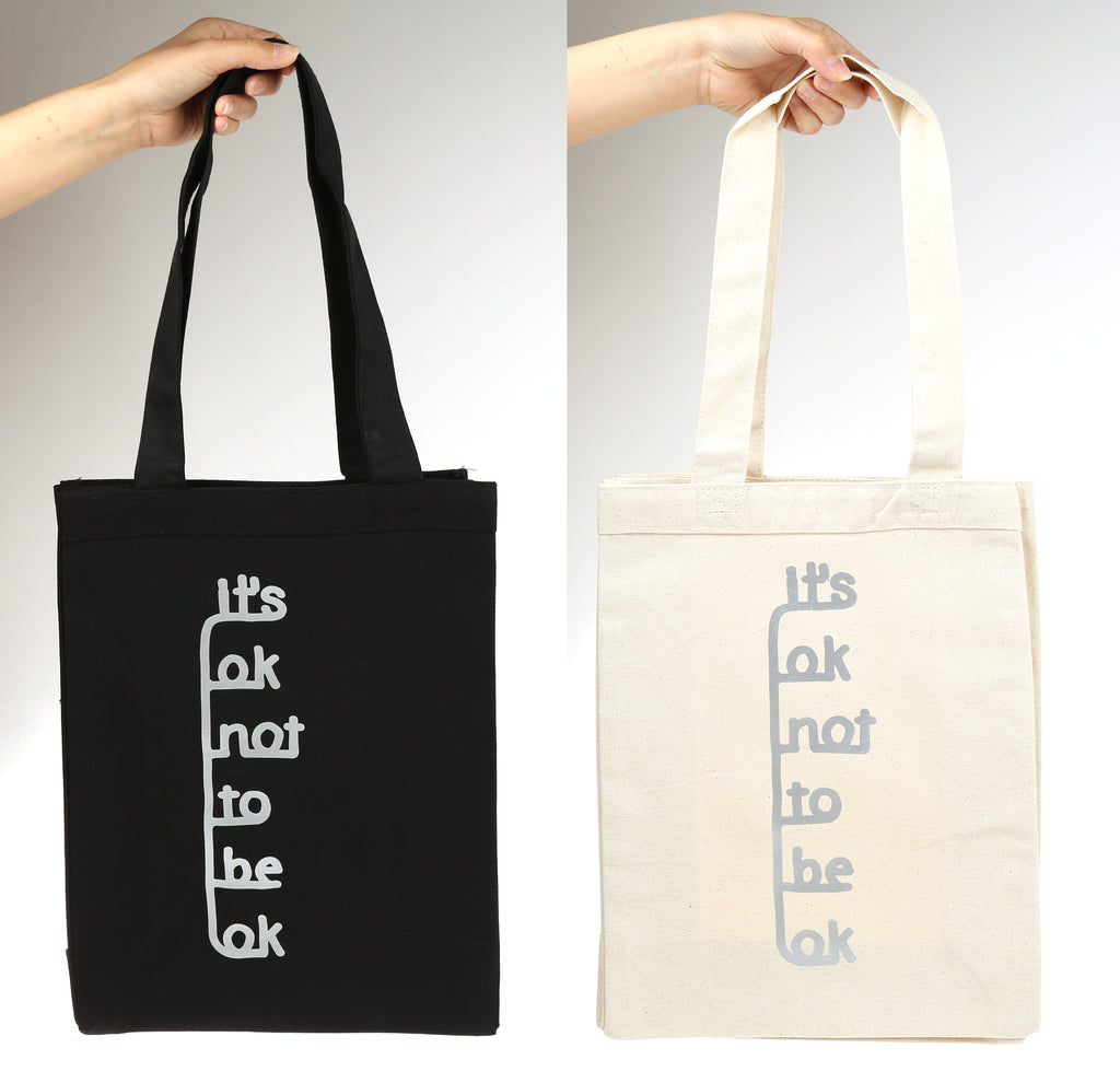 It's Ok Not To Be Ok - Tote Bag