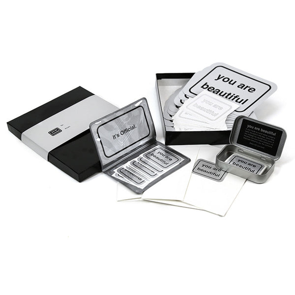 YABoxed Gift Set - Stationery