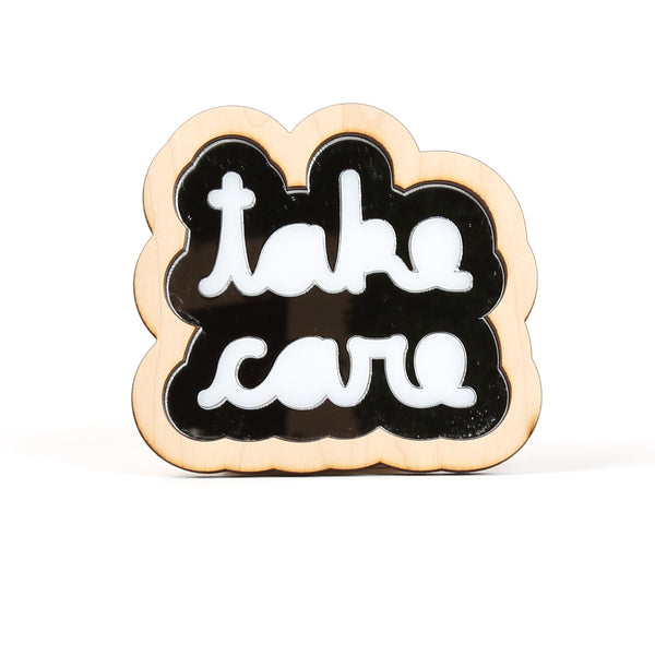 Take Care 3 Layer Small Pieces