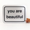 You Are Beautiful Poster