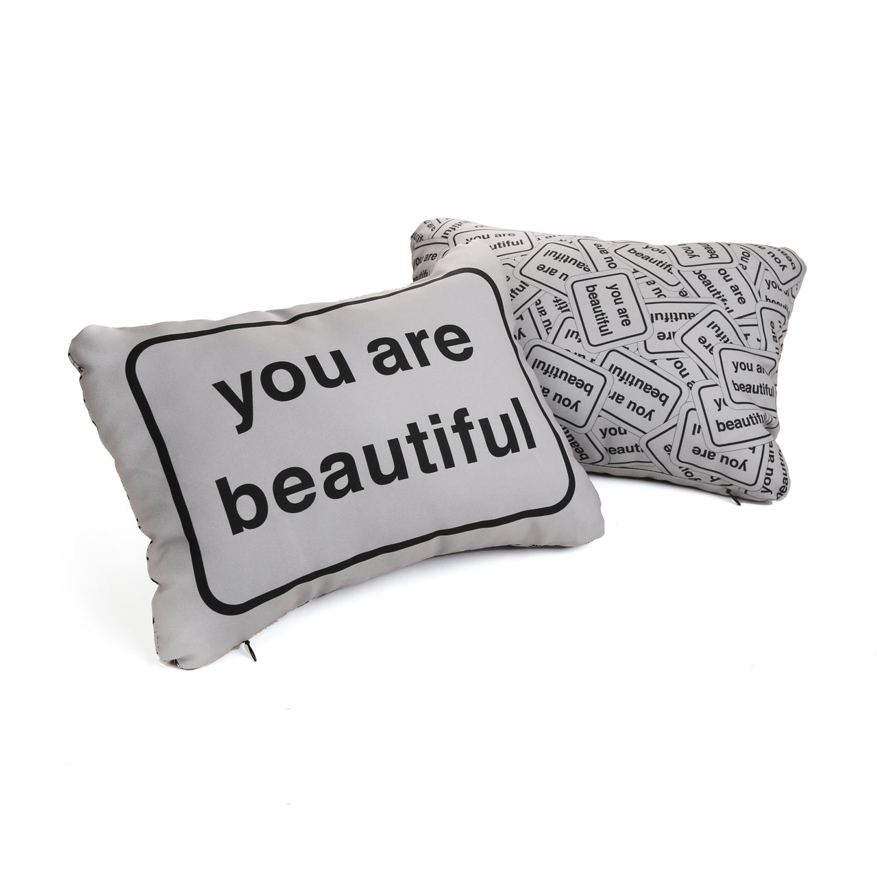 You Are Beautiful Pillow