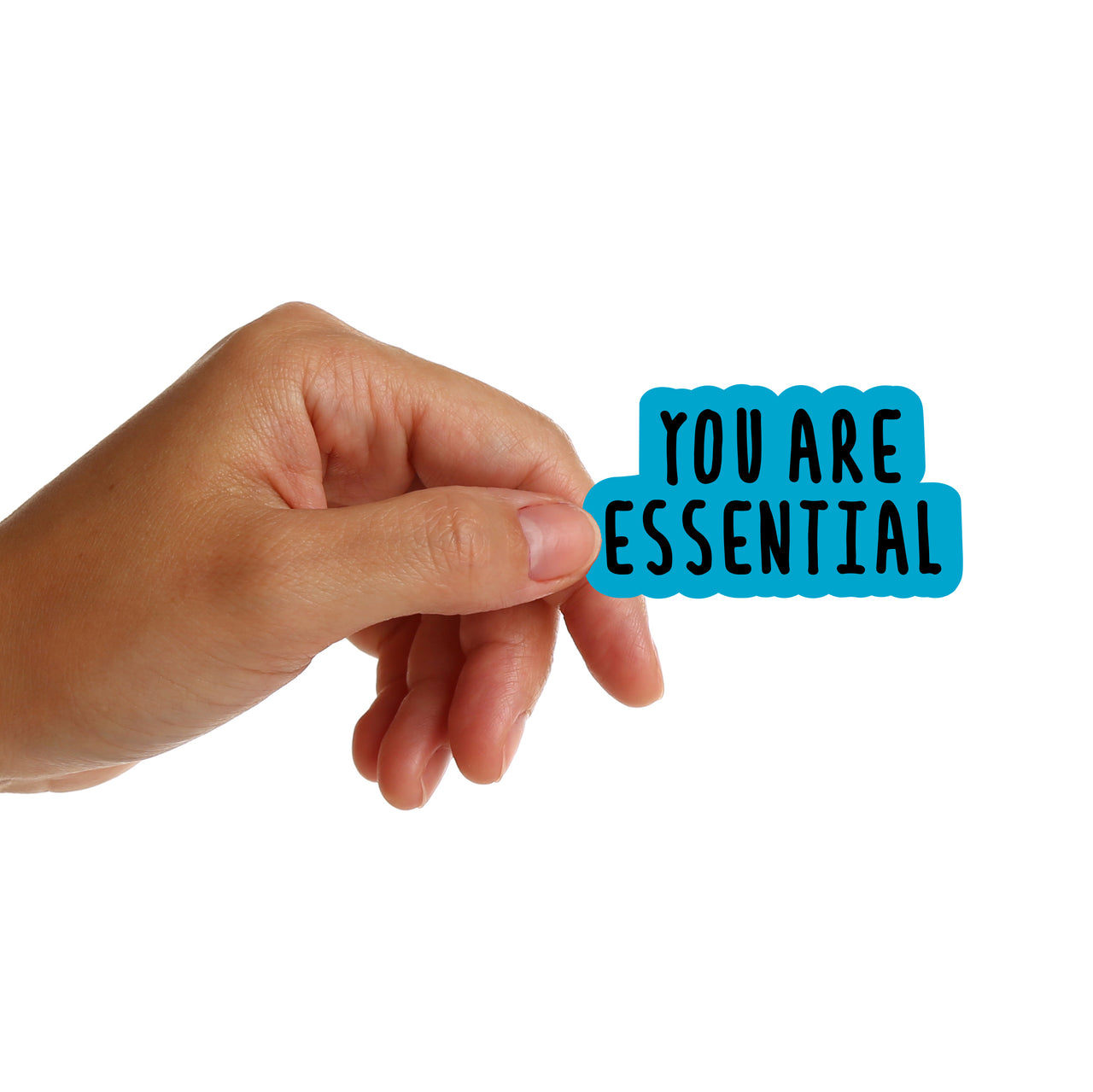 You Are Essential Stickers