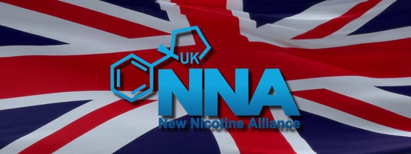 "Many of our news outlets are spreading false propaganda – but the NNA says it's OK to carry on vaping as there's ""nothing to see here""."