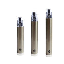 EVOD Style Battery with eGo/510 Thread in 650mAh 900mah & 1100mah
