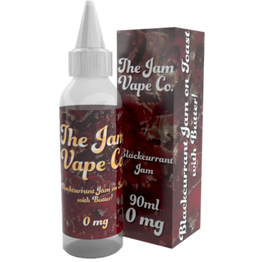 The Jam Vape Co - Blackcurrant Jam on Toast