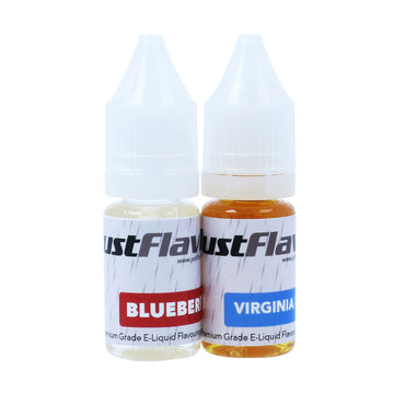 Just Flava® - Tobacco Flavour Concentrates - 10ml