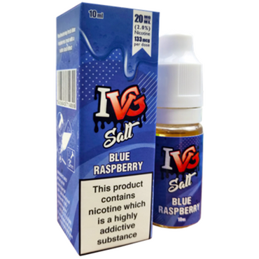 IVG Salt - Blue Raspberry