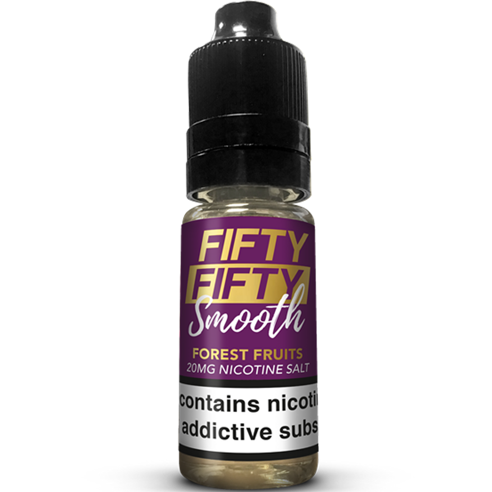 FiftyFifty - Forest Fruits 20mg Nic Salt 10ml