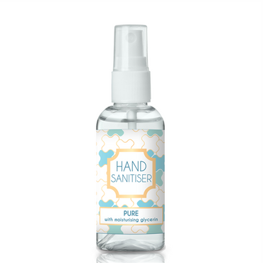 Hand Sanitiser - Pure 50ml 3pk