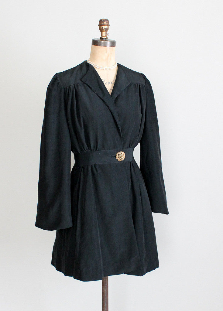 Vintage 1940s Princess Coat