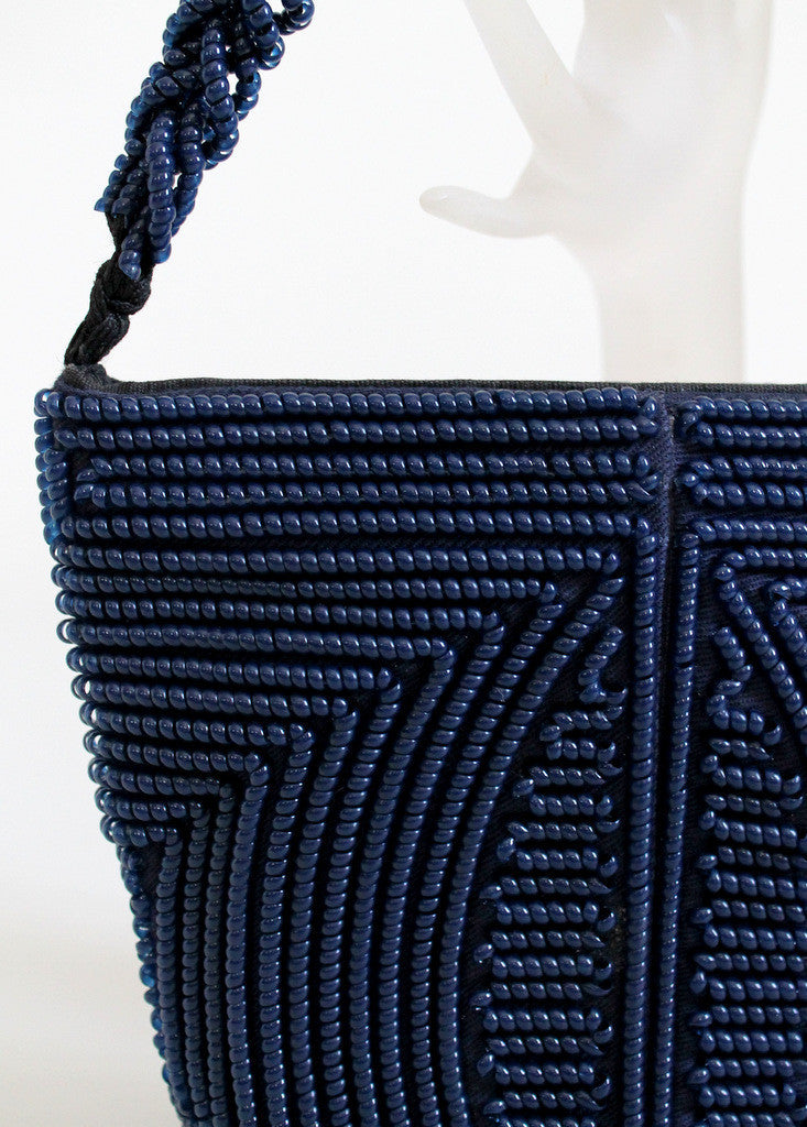 1940s Navy Telephone Cord Purse