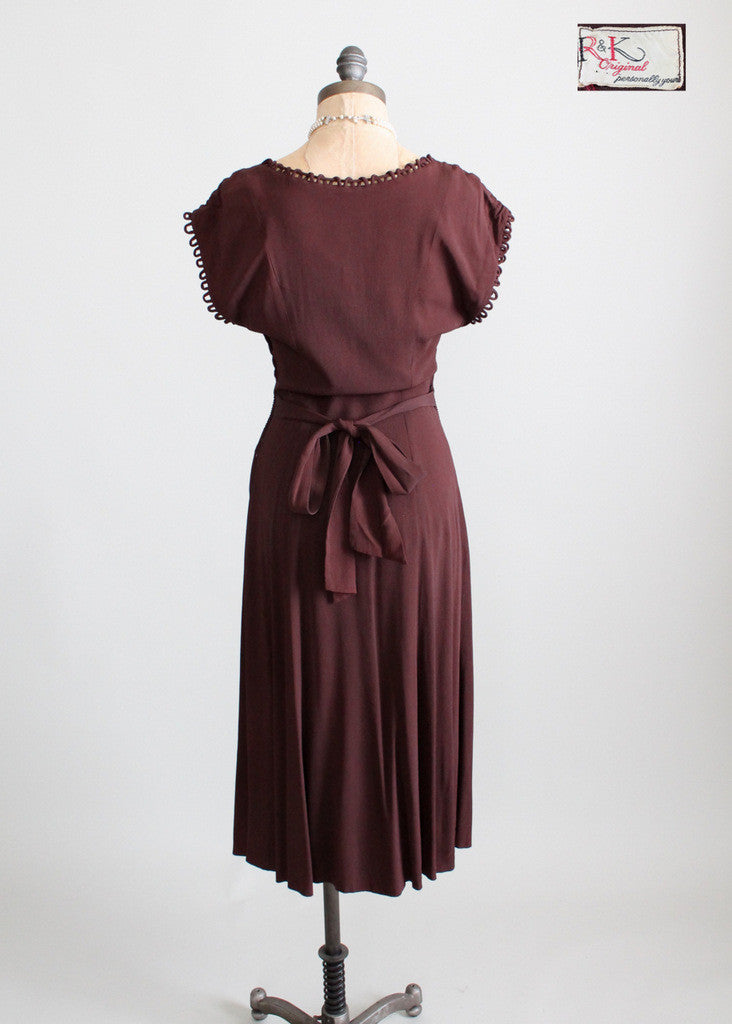 1940s R & K Originals Dress