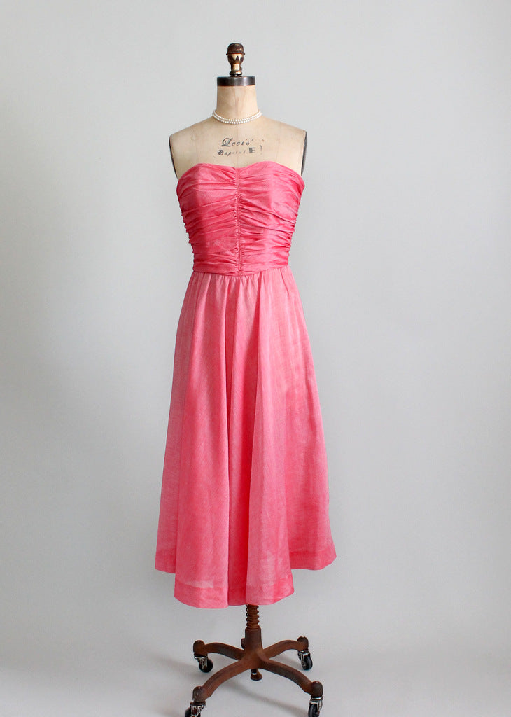 Vintage 1940s new look dress