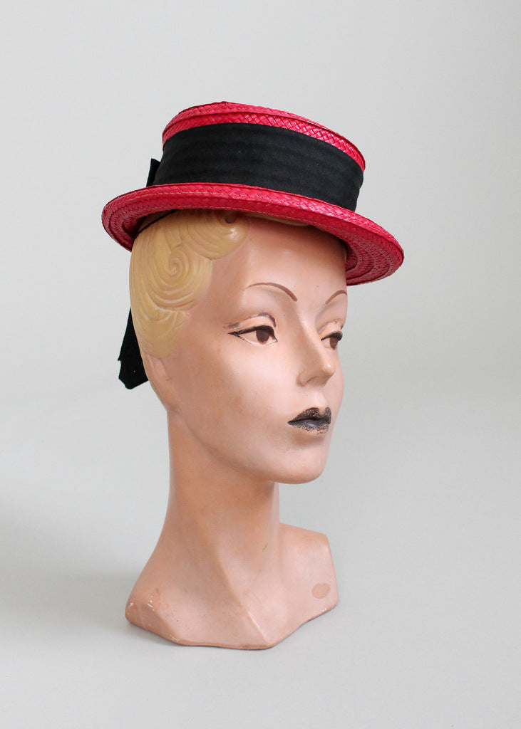1940s new york creations hat