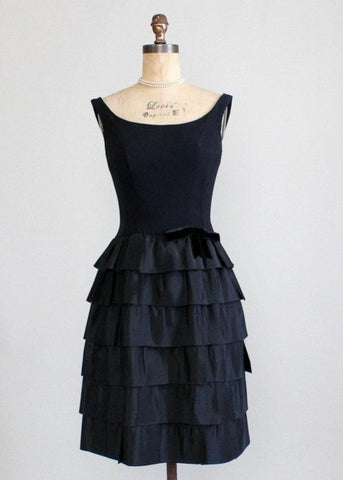 Vintage 1960s Jonny Herbert Cockail Dress