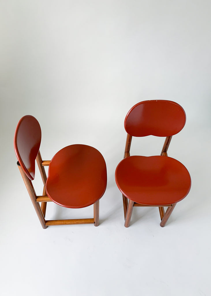 Vintage Modernist B&B America Chairs