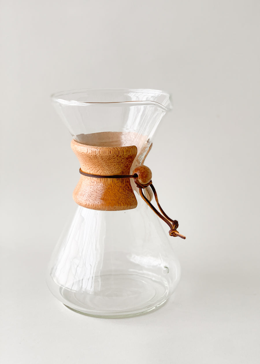 Vintage Chemex Handblown Eight Cup Coffee Maker