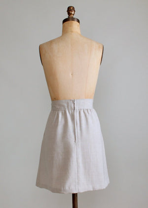 Vintage 1970s Goes With Everything Skirt