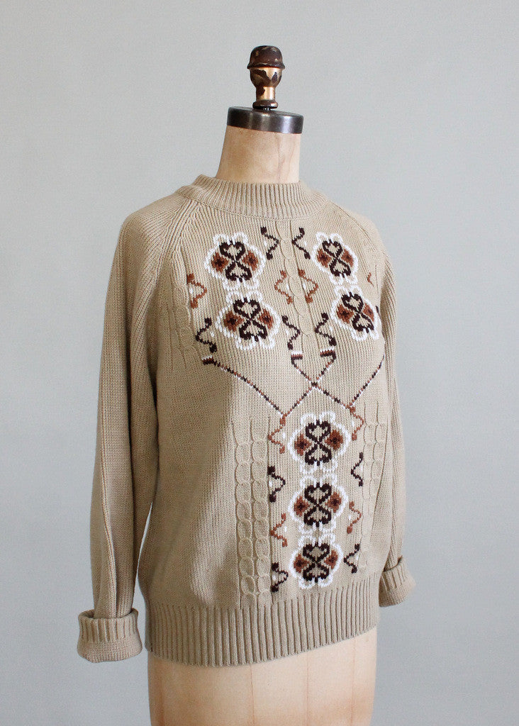 Vintage 1970s Comfy McGregor Sweater