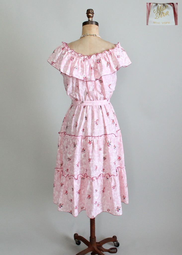1970s Miss Dira Dress