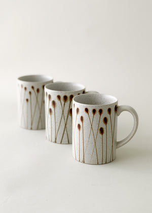 Vintage Pussywillow Mugs