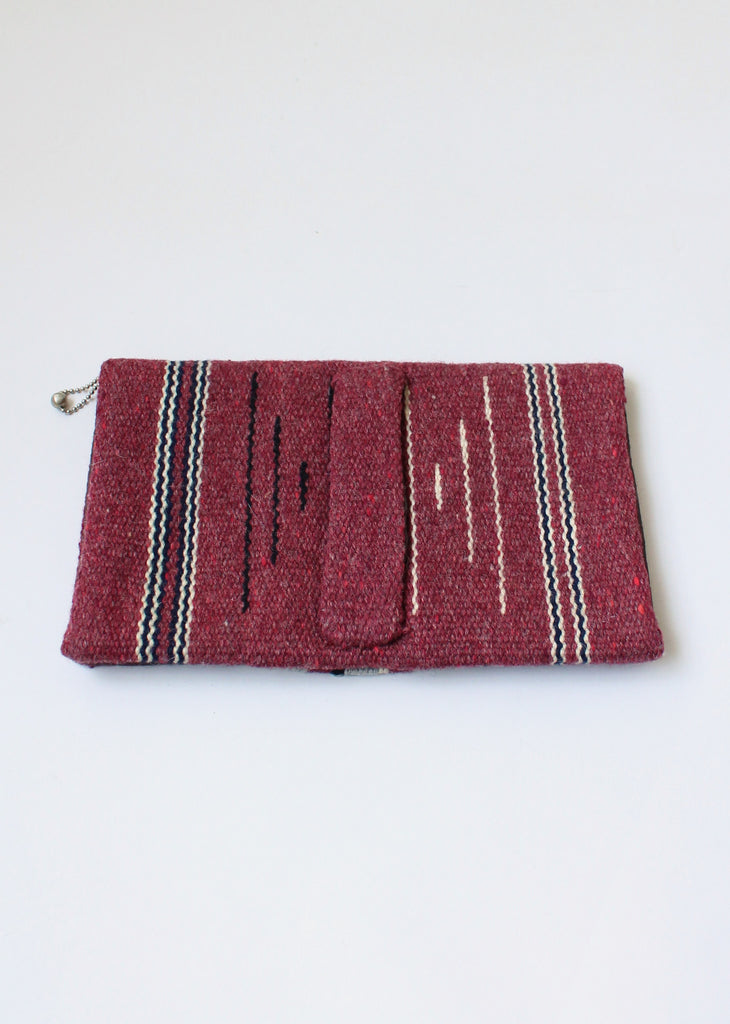 Vintage 1940s Chimayo Clutch Purse