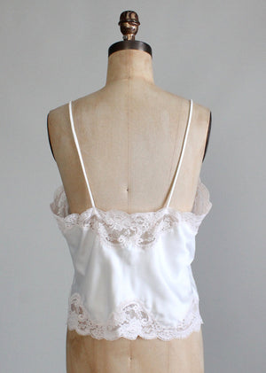 Vintage 1970s Christian Dior Silky Camisole
