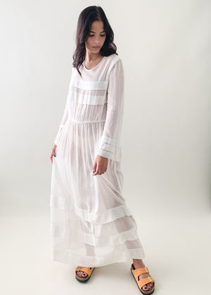 Antique Sheer Edwardian Dress