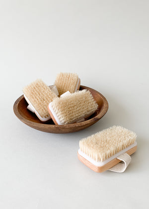 Ayurvedic Massage & Dry Brush