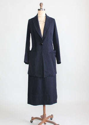 Vintage Edwardian Walking Suit