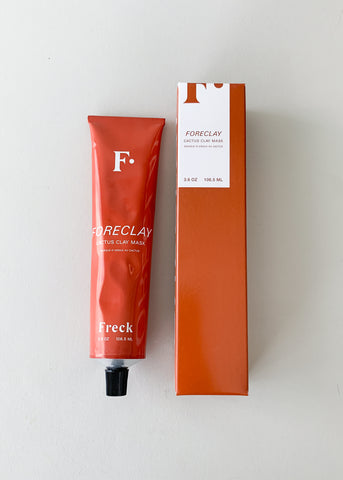 Freck Beauty FORECLAY Cactus Clay Mask