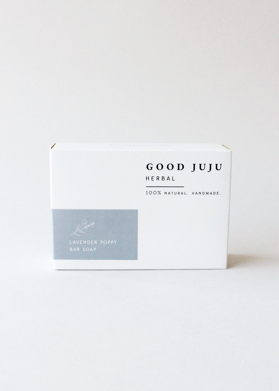 Good JuJu Lavender Poppy Soap